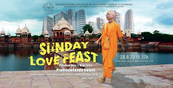Sunday Love Feast